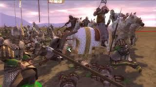 Medieval 2 Total War Türk Seferi 18. Bölüm - Papalık vs Türkler Köprü savaşı ve Venedik'in Fethi