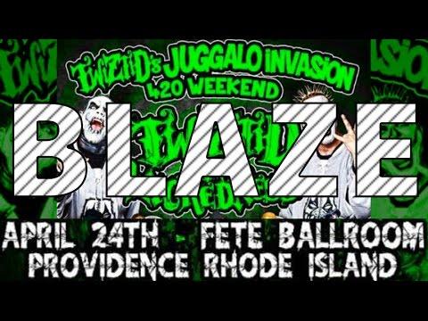 BLAZE YA DEAD HOMIE Live at the Fete Ballroom 4/24/16