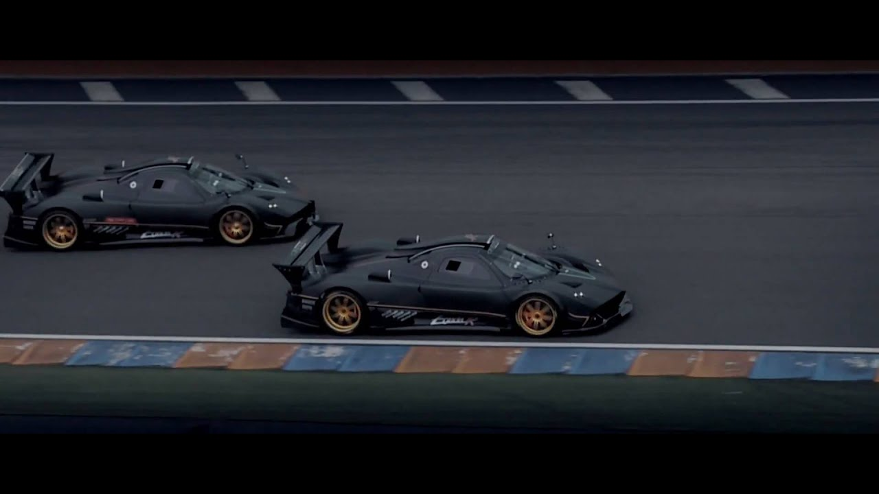 pagani zonda r 2009 youtube. Black Bedroom Furniture Sets. Home Design Ideas