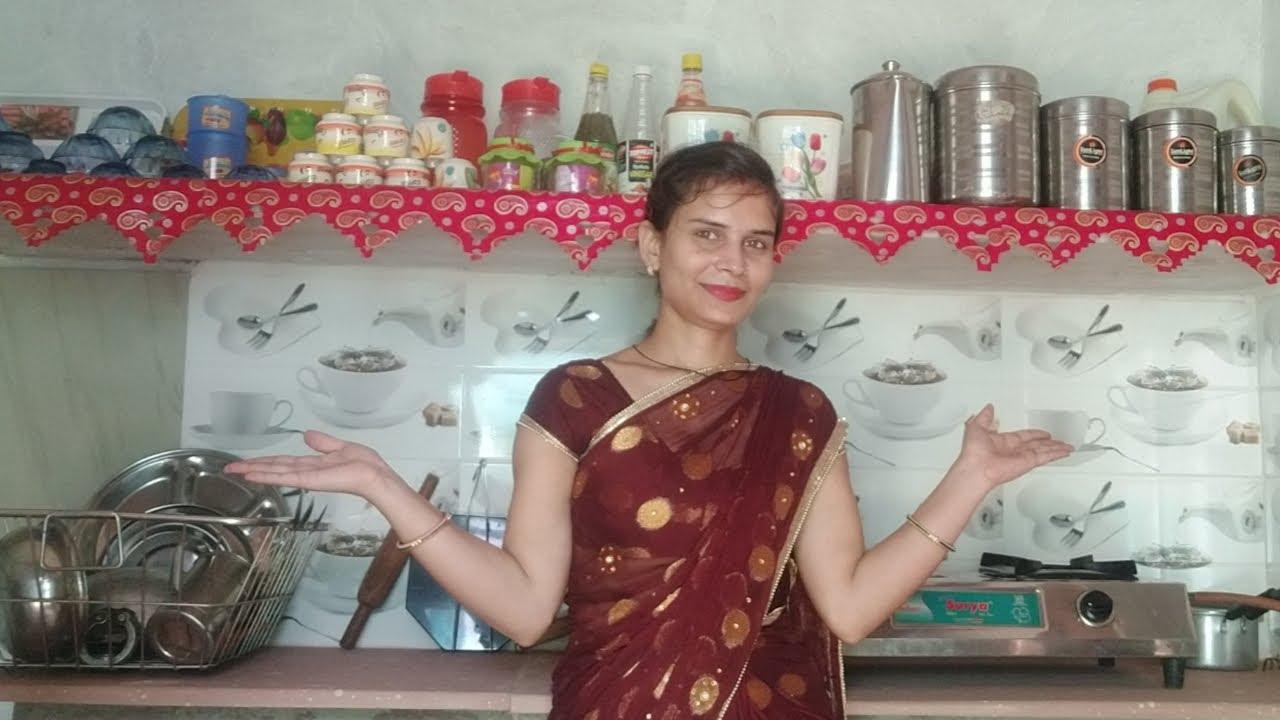 Download ❤️😃आज मेरा सपना हो गया साकार मेरी किचन हो गई तैयार और मैंने बनाया नयी किचन में हलवा🍚❤️