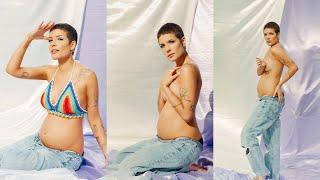Halsey Is PREGNANT!
