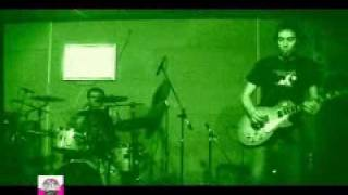 Alberto Boni band - MALEDETTO ROCK'n'ROLL tour 2010 - pianto piante