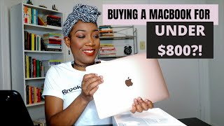 Buying a 2019 MacBook Air for Under $800?! | Refurbished MacBook Unboxing