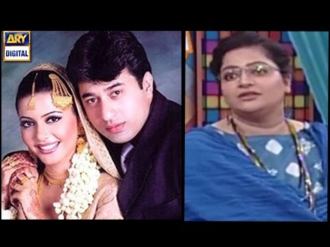 Watch as Nida reveals the truth about her love story with yasir nawaz