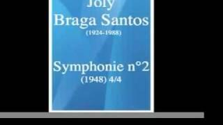 Joly Braga Santos (1924-1988) : Symphonie n°2 (1948) 4/4
