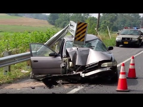 "A hidden cause of highway deaths: ""Defective Guardrails"""