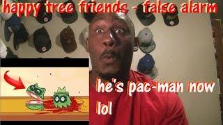 happy tree friends - false alarm reaction