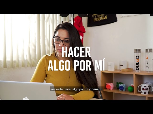 Te presentamos a Dulce Paola Bravo, una emprendedora queretana