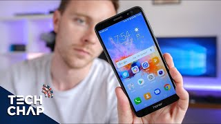 The £99 Smartphone! HONOR 7S Review | The Tech Chap