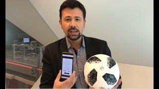 La tecnología de la pelota del Mundial de Rusia 2018