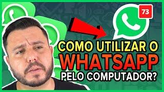 Como Utilizar o WhatsApp Web?