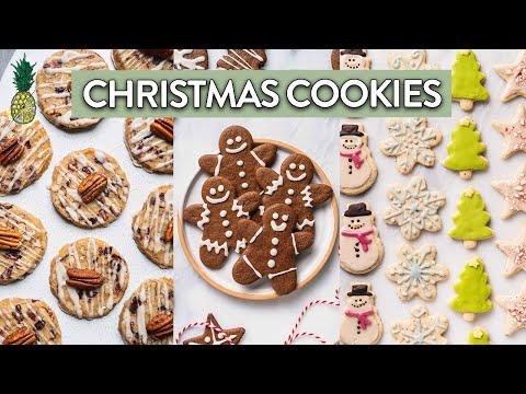 Easy Vegan Christmas Cookies | Must Try Recipes!