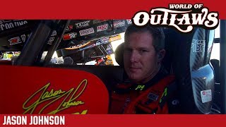 Jason Johnson | 2018 World of Outlaws Craftsman Sprint Car Series