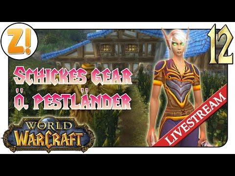 World of Warcraft: Weiter geht's im Schurken-Text #12 🔴 | Let's Play [DEUTSCH]