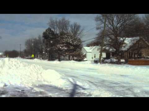 Chicago Snow Day 2.2.11