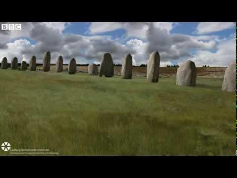 Stonehenge hidden monument 'a unique find'   BBC News