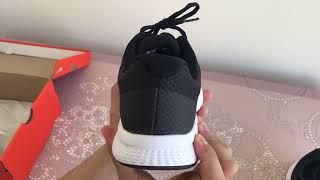 #Nike #Runallday koşu ayakkabısı kutu açılımı ve inceleme
