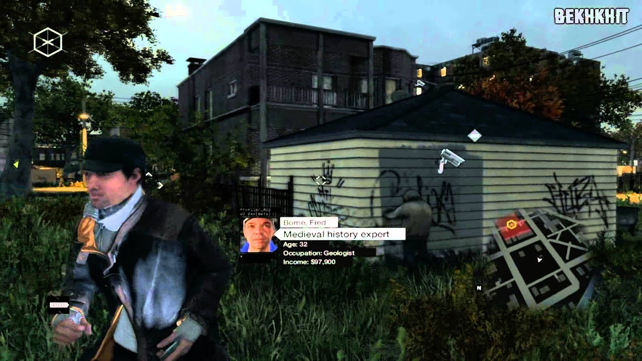 Watch Dogs Compliments For The Cook