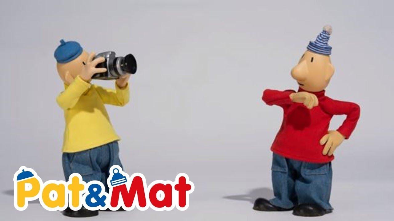 Pat a Mat mluví | SELFIE
