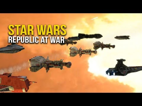 STAR WARS REPUBLIC AT WAR! Ep 26 - Invasion of the Republic