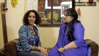 Gambar cover Hamsika Iyer Singer from Movie Chennai Express song One Two Three Four: Interview Part 2- LemonWire