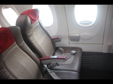 Royal Air Maroc | Economy experience | Boeing 737 | Amsterda