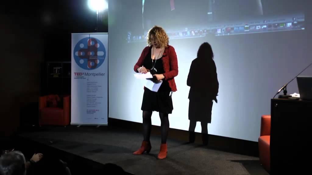 TEDxMontpellier - Michelle Blanc - Femme 2.0