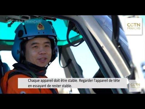 Une formation de Z-9 participera à la parade navale à Qingdao