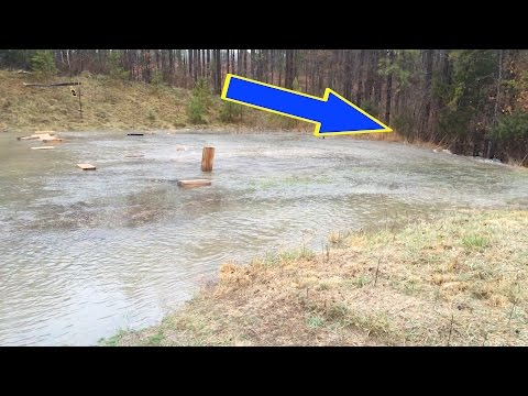 Pond overflow! What happens when it rains too much?  FarmCraft101
