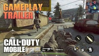 CALL OF DUTY MOBILE - GAMEPLAY TRAILER - iOS / Android (TENCENT)