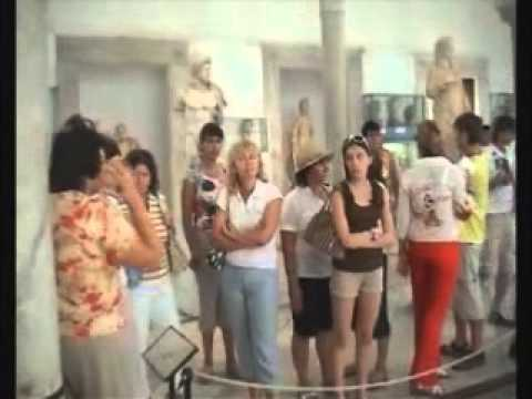 Отдых в Тунисе ч  1 Музей Бардо