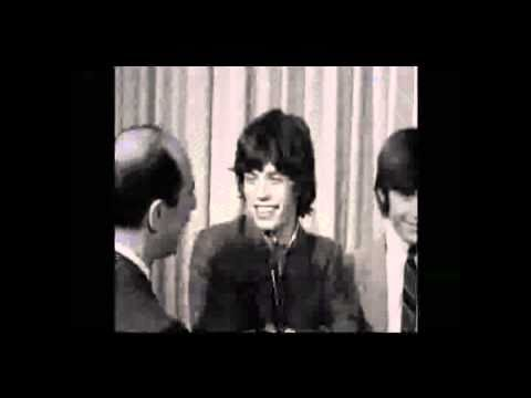 Rolling Stones funny interviews.