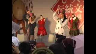 音声が! 2013.11.15 上野恩賜公園.