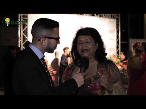 EZVN Awards Gala 2015 - Interview Maritza Russel/voorzitter EZVN