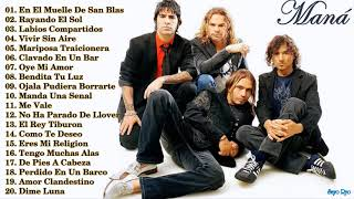 MANA Greatest Hits Full Abum   The Best Song Of MANA