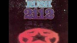 Watch Rush 2112 Ii The Temples Of Syrinx video
