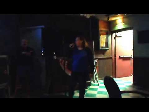 Me singing Smooth Criminal at karaoke Sunday January 11, 2015