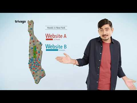 Thumbnail: Funny orignal trivago India Search and compare prices at once!