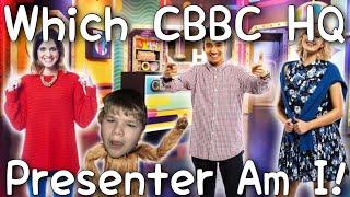 Which CBBC HQ Presenter Am I! (I'm Shocked!)