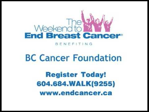 Edmonton weekend to end breast cancer