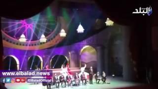 الابتهالات السورية تشعل حماس جمهور الأوبرا احتفالا بالسنة الهجرية..فيديو