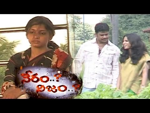 Why this Mysterious Lady Lives Alone in a Village Bus stop?    Neram Nijam    Full    NTV