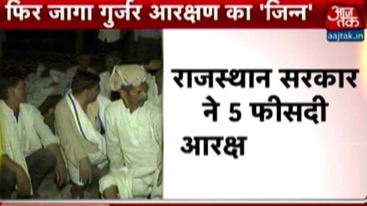 Rajasthan news aaj tak