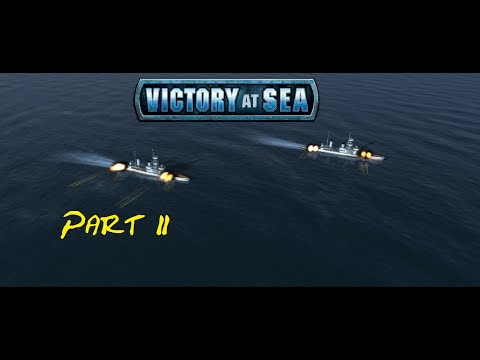 Victory at sea: Part 2 - Plot a course for the enemy's booty!