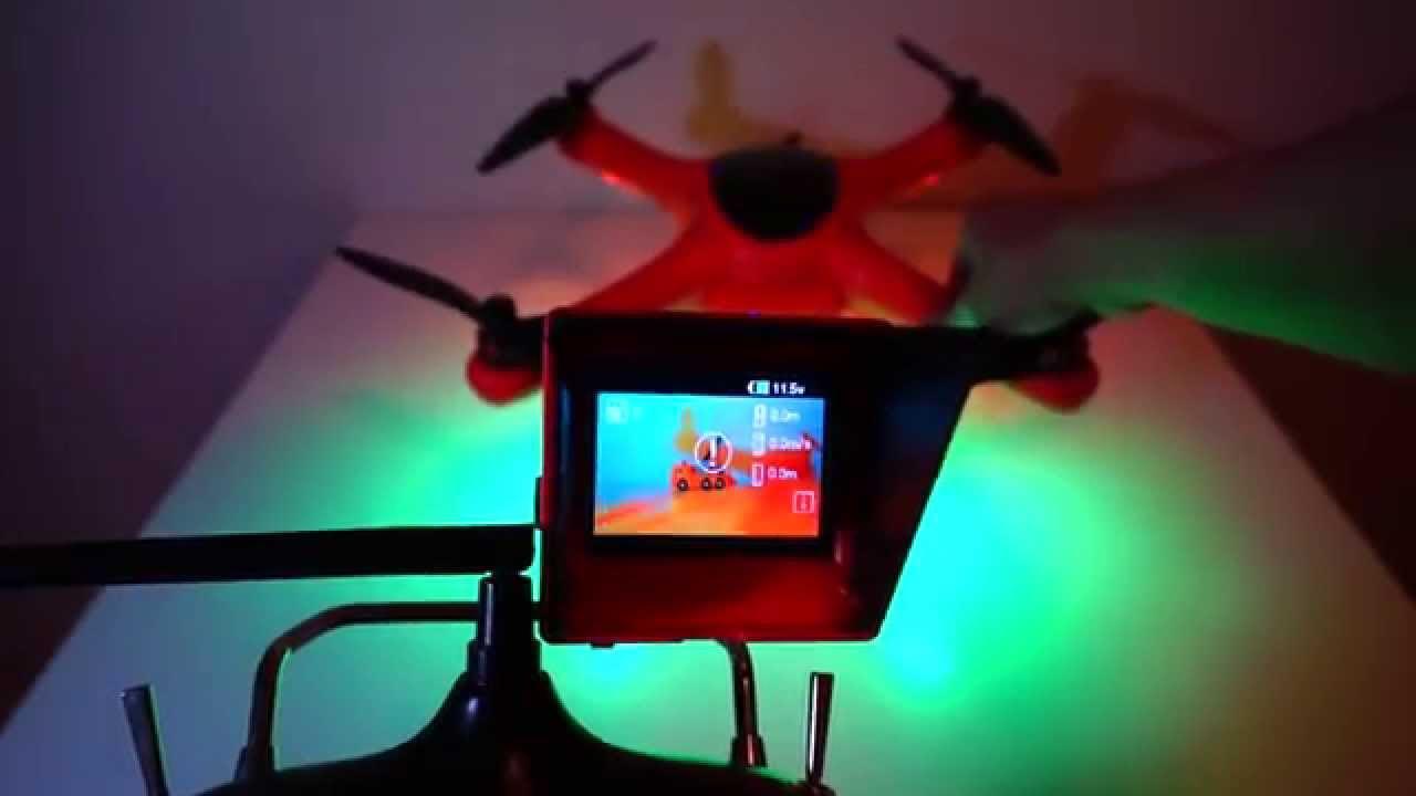 Wingsland Minivet FPV Quadcopter, Part 1/3 – Unb…