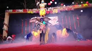 Dk Tarak  Trishenat  Dance gurup Sarkhi Dj.   Dance  competition  abhanpur 21,01, 2019