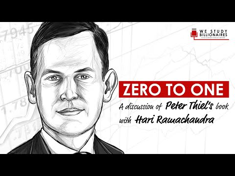 TIP007: Peter Theil Zero to One