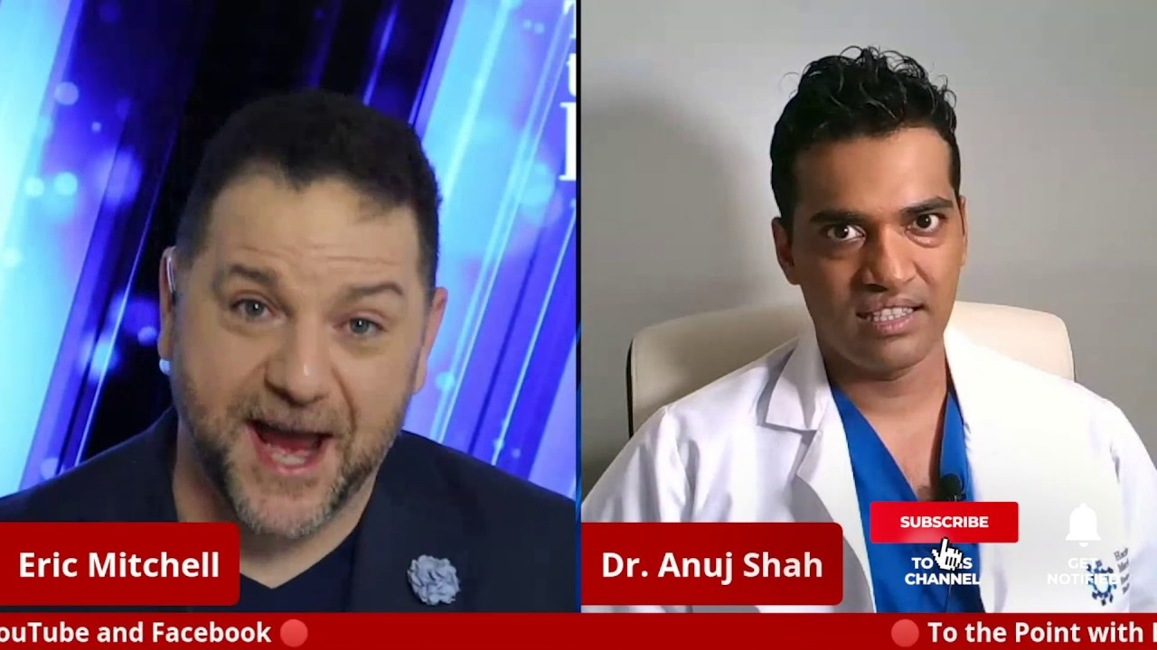 Dr. Anuj Shah: Cardiologist on COVID-19 & Amputation Prevention