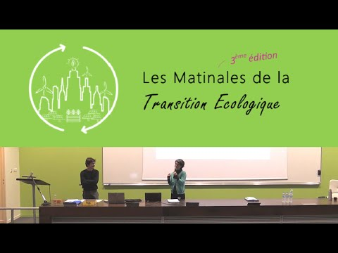 Matinales de la Transition Ecologique N°3