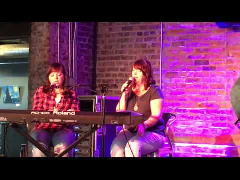 """""""Maybe"""" (Ingrid Michaelson) cover by Jocelyn and Brenda"""